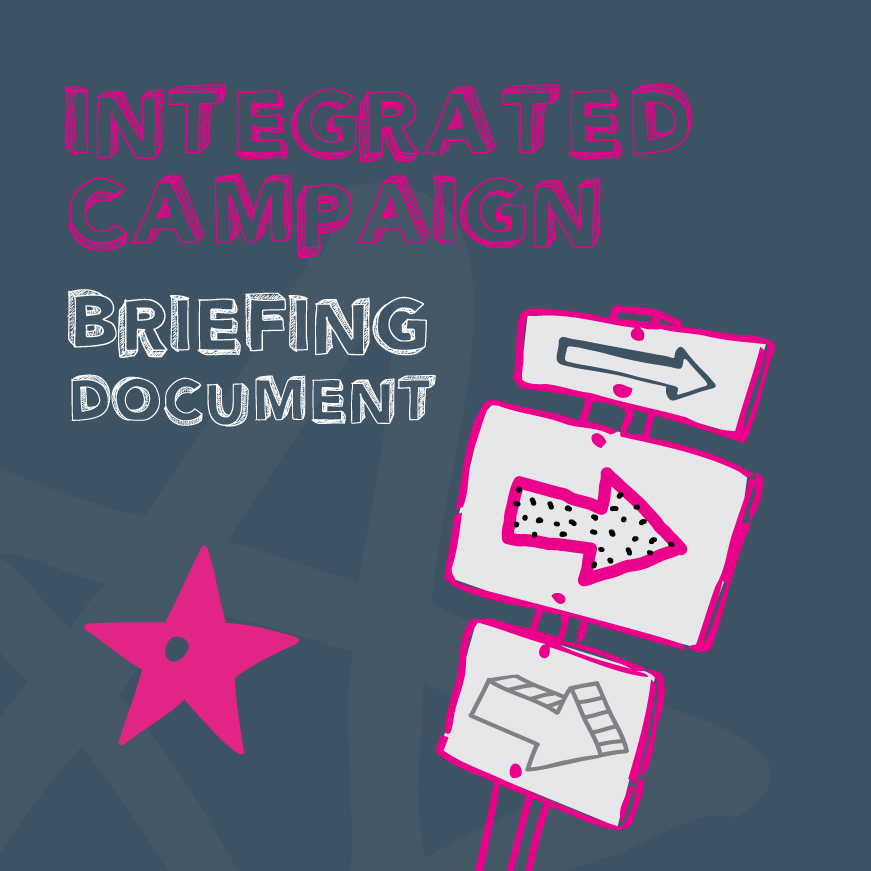 integrated marketing campaign briefing document