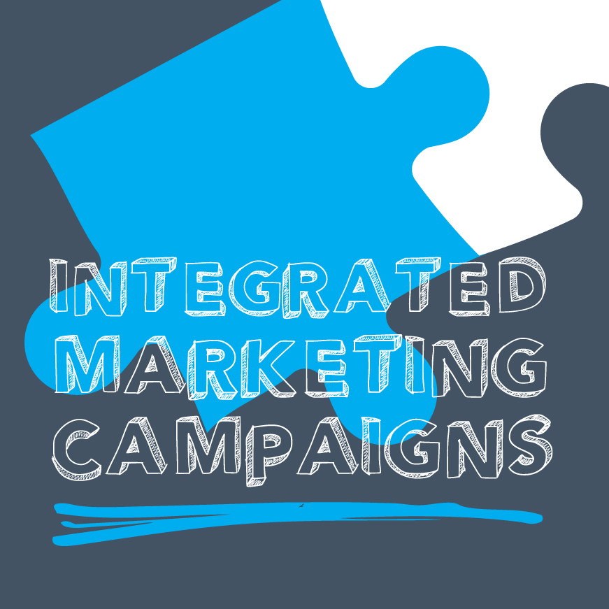 integrated marketing campaigns guide icon