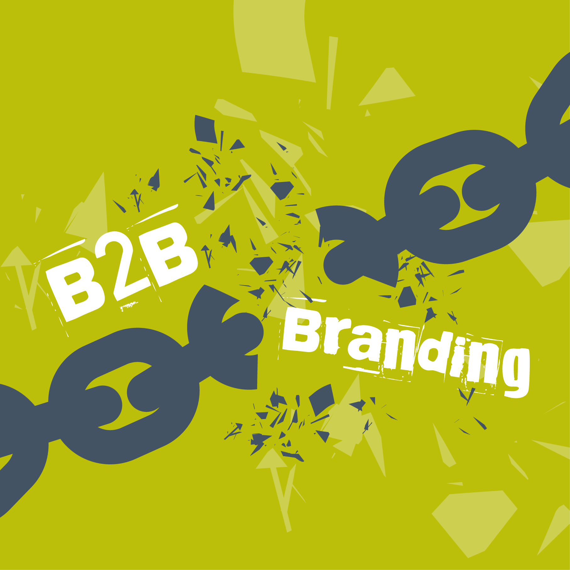 b2b branding outside in thinking