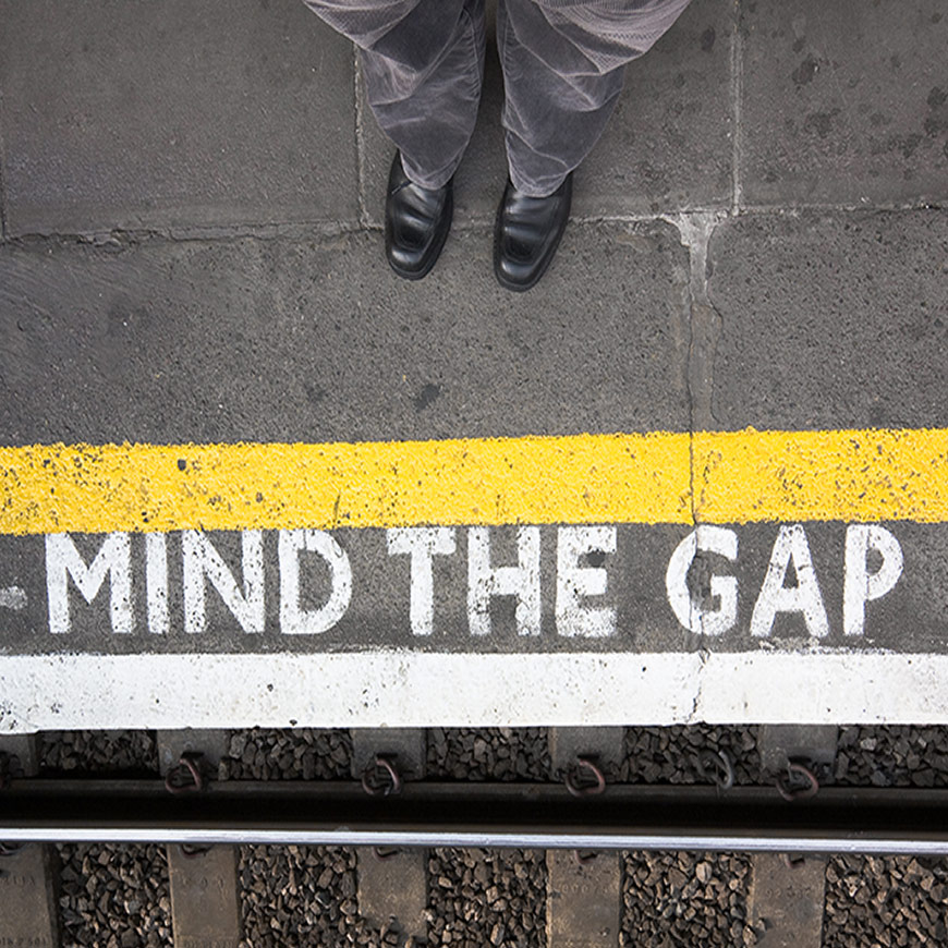 data driven marketing mind the gap